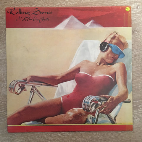 Rolling Stones - Made In the Shade - Vinyl LP Record - Opened  - Very-Good+ Quality (VG+)