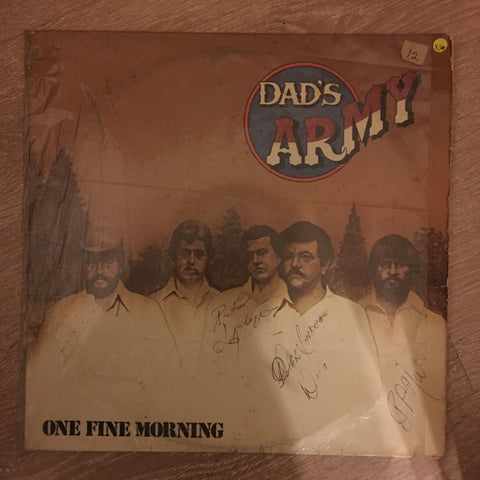 Dad's Army - One Fine Morning - Vinyl LP Record - Opened  - Very-Good Quality (VG)