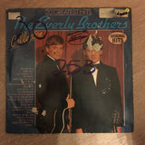 Everly Brothers - 20 Greatest Hits  -  Vinyl LP Record - Opened  - Very-Good Quality (VG) - C-Plan Audio