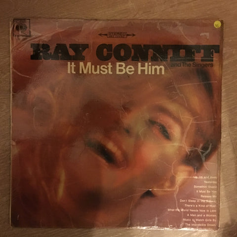 Ray Conniff - It Must Be Him -  Vinyl LP Record - Opened  - Very-Good Quality (VG) - C-Plan Audio