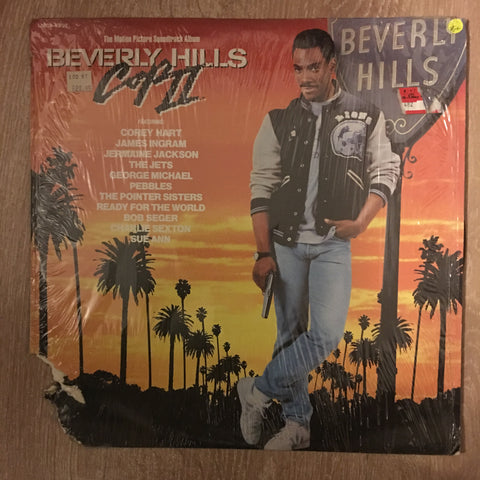 Beverley Hills Cop II - Vinyl LP Record - Opened  - Very-Good+ Quality (VG+)