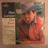 Ken Lemon - The First Album - Vinyl LP Record - Opened  - Good Quality (G) - C-Plan Audio