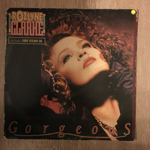 Rozlyne Clarke ‎– Gorgeous - Vinyl LP Record - Opened  - Very-Good+ Quality (VG+)