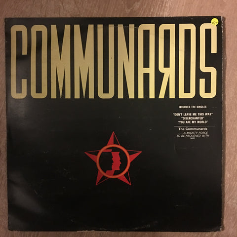 Communards - Vinyl Record - Opened  - Very-Good+ Quality (VG+)