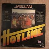 Hotline - Jabulani - Vinyl LP Record - Opened  - Good+ Quality (G+) - C-Plan Audio