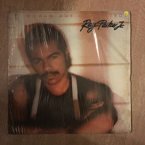 Ray Parker Jr. ‎– Woman Out Of Control - Vinyl Record - Opened  - Very-Good+ Quality (VG+)