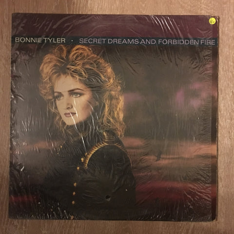 Bonnie Tyler ‎– Secret Dreams And Forbidden Fire - Vinyl Record - Opened  - Very-Good+ Quality (VG+)