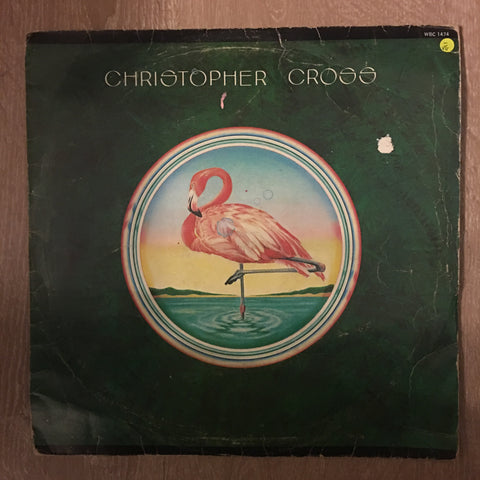 Christopher Cross - Vinyl LP Record - Opened  - Very-Good- Quality (VG-)