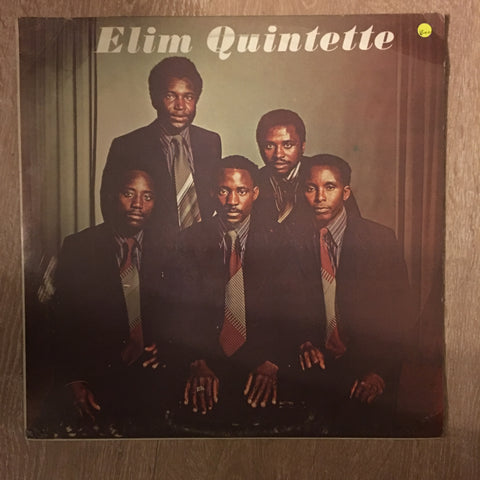Elim Quintette - Vinyl Record - Opened  - Very-Good+ Quality (VG+)