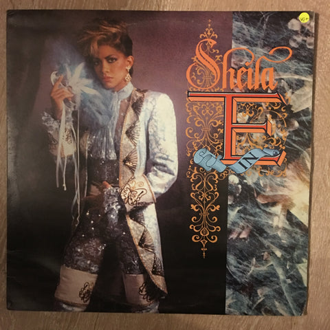 Sheila E. ‎– In Romance 1600 - Vinyl Record - Opened  - Very-Good+ Quality (VG+) - C-Plan Audio