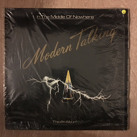 Modern Talking - In The Middle Of Nowhere - Vinyl Record - Opened  - Very-Good+ Quality (VG+) - C-Plan Audio