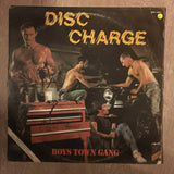Boys Town Gang - Disc Charge - Vinyl LP - Opened  - Very-Good+ Quality (VG+) - C-Plan Audio