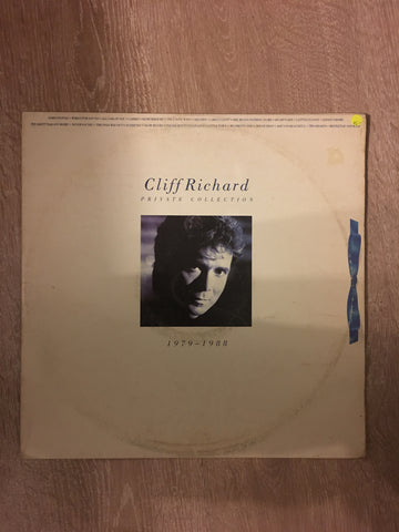 Cliff Richard - Private Collection - Vinyl LP Record - Opened  - Very-Good- Quality (VG-)