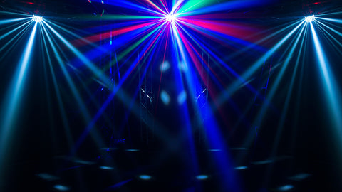 Chauvet Led Lights Kinta FX Multi-Effect with a Kinta, Laser and SMD Strobe (Showroom Unit) (Ships Next Day) (C-Plan Specials) - C-Plan Audio