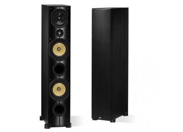 "PSB Imagine X2T Floorstander (Black) (Pair) includes 10m of Van Den Hul ""The Artic"" Speaker cable - CPlan Audio"