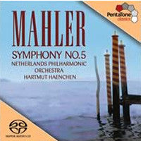 SACD -  Super-Audio CD - PTC 5186 004 MAHLER - C-Plan Audio