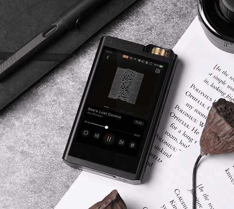 Lotoo Paw Gold Touch (EN) Audiophile Dap (Digital Audio Player) (Ships in 4-6 Weeks)