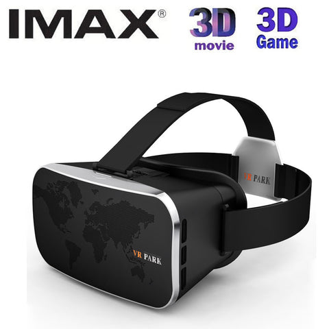 VR Park Version 3.0  - Latest 3D IMAX VR Virtual Reality Headset - CPlan Audio  - 1