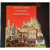 Alexander Tcherepnin: 10 Bagatelles for Piano and Orchestra, Op. 5 -Vinyl LP Opened - Near Mint Condition (NM) - C-Plan Audio