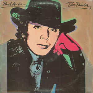 Paul Anka - The Painter  - Vinyl LP - Opened  - Very Good Quality (VG) - C-Plan Audio