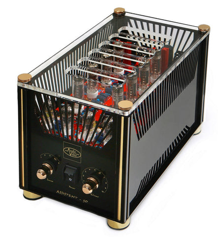 Audiovalve Assistent 30 Integrated Amplifier Standard Edition (Ships in 4 Weeks) - C-Plan Audio