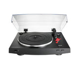 Audio Technica Audiophile AT-LP3 HiFi Turntable With Switchable Built-In Moving Coil and Moving Cartridge Phono Pre-Amps (Black) (Ships next day) (LP3) (C-Plan Audio Specials) - C-Plan Audio