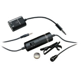 Audio Technica ATR-3350IS (Omnidirectional Lavalier Microphone (also works with Smartphones) (3350) (Ships Next Day) (C-Plan Audio Specials) - C-Plan Audio