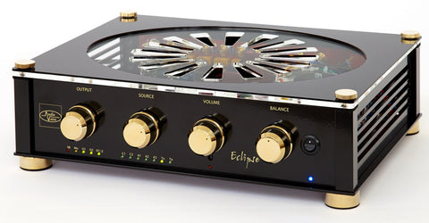 Audiovalve Eklipse Ultra High End Standard Edition Pre Amplifier - CPlan Audio
