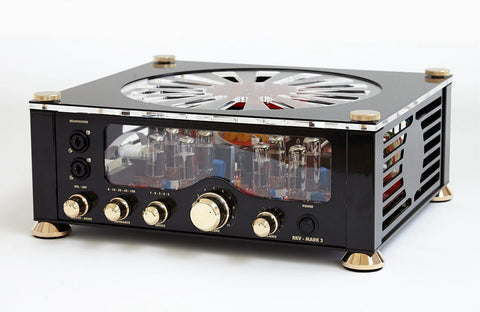 Audiovalve RKV Mark 3- Headphone HiFi Amplifier Standard Edition - CPlan Audio