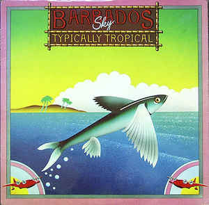 Typically Tropical ‎– Barbados Sky - Vinyl LP - Opened  - Very Good Quality (VG)