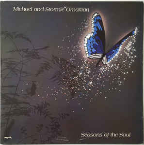 Michael And Stormie Omartian - Seasons Of The Soul  - Vinyl LP - Opened  - Very-Good+ Quality (VG+) - C-Plan Audio