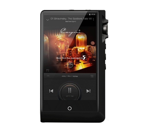 Cayin N6ii (T01 - Dual BB PCM 1792A) Audiophile DAP  (Digital Audio Player) (Ships in 3-4 Weeks) - C-Plan Audio