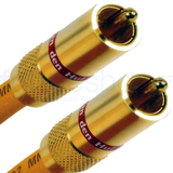Van Den Hul The D-102 MKIII Stereo Audio Cable Pair - RCA (0.8m) - C-Plan Audio