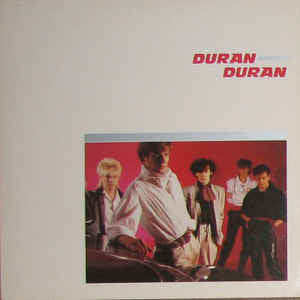 Duran Duran - Duran Duran - Vinyl LP - Opened  - Very-Good+ Quality (VG+)
