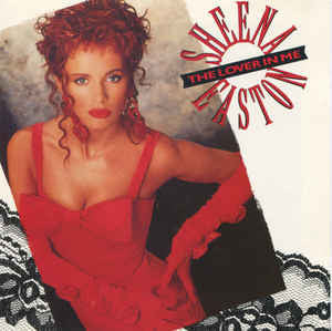 Sheena Easton - The Lover in Me - Vinyl LP - Opened  - Very-Good+ Quality (VG+) - C-Plan Audio