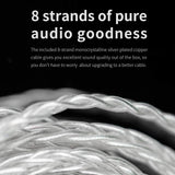 FiiO FA9 Audiophile Earphones (Headphones) with 6 Drivers) (Ships Next Day) (Black) (C-Plan Audio Specials) - C-Plan Audio
