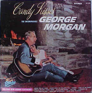 George Morgan ‎– Candy Kisses - Vinyl LP - Opened  - Very-Good+ Quality (VG+) - C-Plan Audio