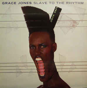 Grace Jones - Slave To The Rhythm  - Vinyl LP - Opened  - Very-Good+ Quality (VG+)