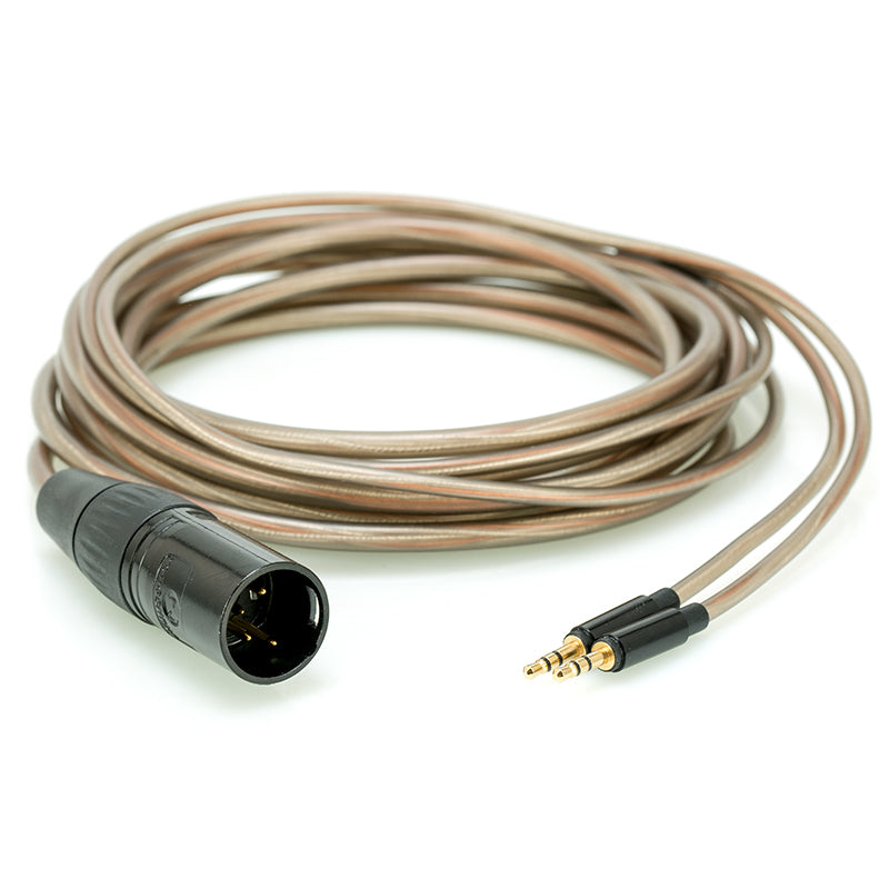 Hifiman Crystalline Copper Silver Xlr 4 Pin Balanced Cable For He1000 C Plan Audio
