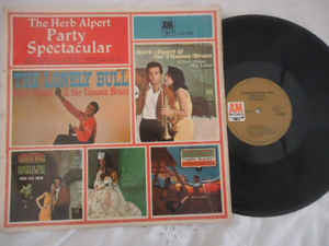 Herb Alpert & The Tijuana Brass ‎– The Herb Alpert Dance Party Spectacular  - Vinyl LP - Opened  - Very-Good+ Quality (VG+)