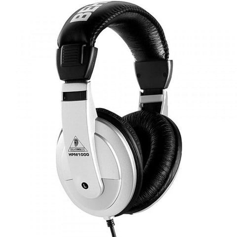 Behringer HPM1000 - Headphones - for use in all applications - music, DJ, studio (Ships Next Day) (C-Plan Audio Specials)