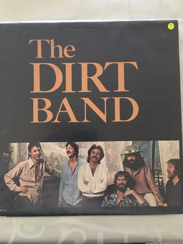 The Dirt Band ‎– The Dirt Band  -  Vinyl LP - Opened  - Very-Good+ Quality (VG+)