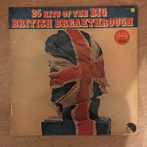 25 Hits of the Great British Breakthrough - Good+ Quality (G+)