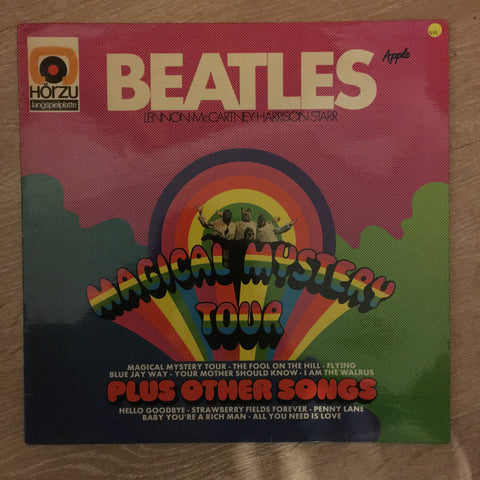 Beatles - Magical Mystery Tour - Vinyl LP Record Opened - Near Mint Condition (NM)