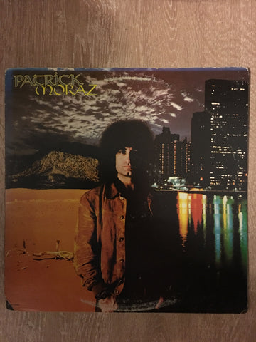 Patrick Moraz ‎– Patrick Moraz   - Vinyl LP - Opened  - Very-Good+ Quality (VG+)