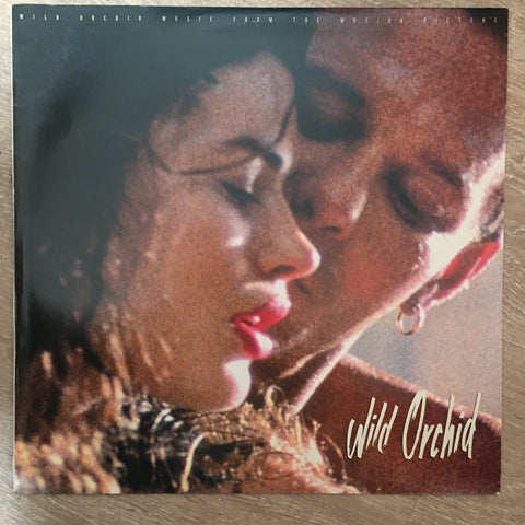 Various ‎– Wild Orchid (Music From The Motion Picture) - Vinyl LP Record - Opened  - Very-Good+ Quality (VG+)