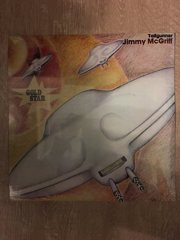 Jimmy McGriff ‎– Tailgunner  -  Vinyl LP New - Sealed
