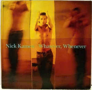 Nick Kamen - Whatever, Whenever  - Vinyl LP - Opened  - Very-Good+ (VG+)