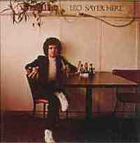Leo Sayer- Here - Vinyl LP - Opened  - Very-Good+ Quality (VG+) - C-Plan Audio