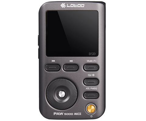 Lotoo Paw 5000 Mkii (EN) Audiophile Digital Audio Player (DAP) (Ships Next Day) Intro Promo)